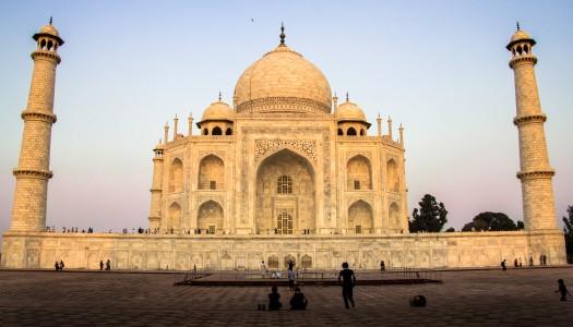 Taj Mahal – siódmy cud świata