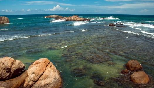 Sri Lanka – południowe krańce wyspy