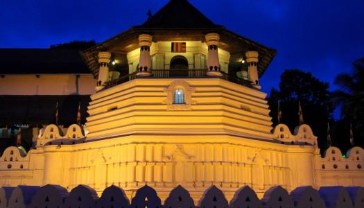 Kandy i Świątynia Zęba Buddy