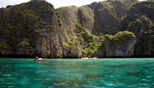 Niebiańska plaża Phi Phi