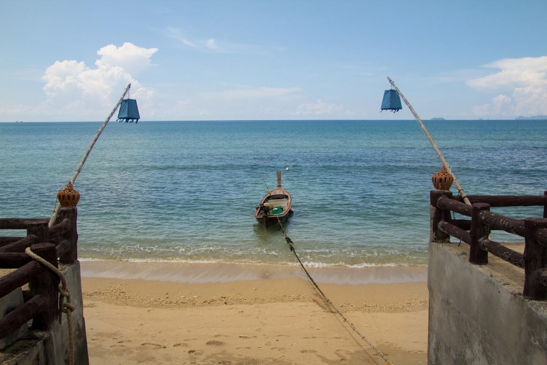 Ko Lanta, hotel, plaża