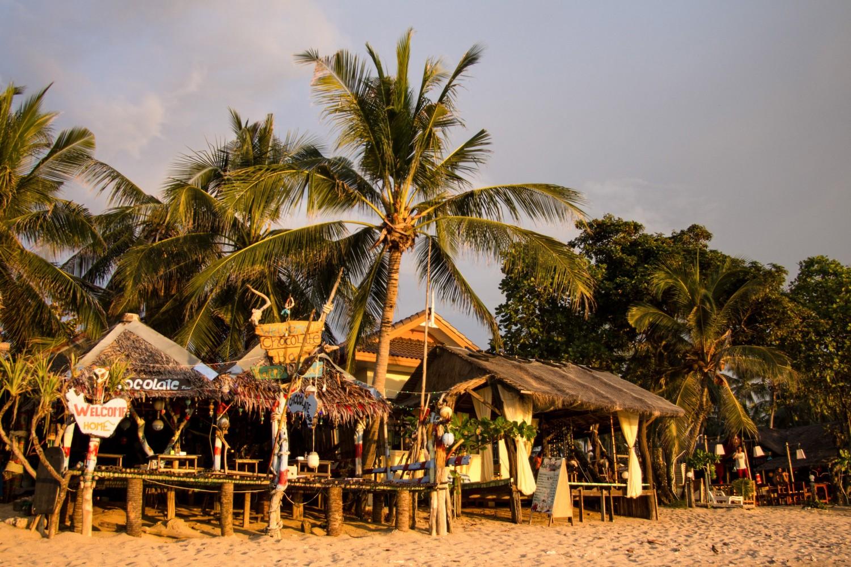 Ko Lanta, plaża