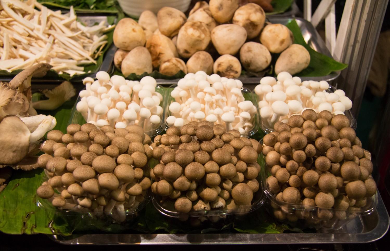 Walking Street Market w Krabi