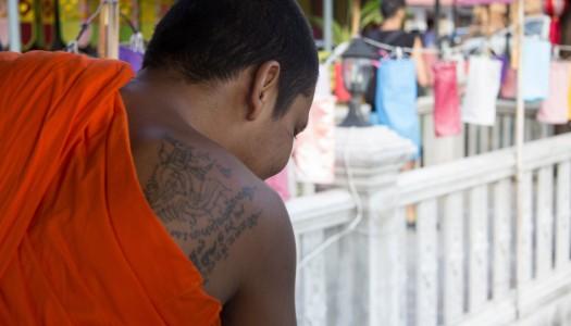 Tajlandia – Mnisi w Chiang Mai