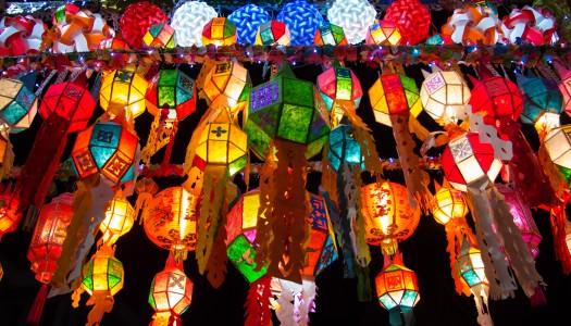 Festiwal światła – Loy Krathong