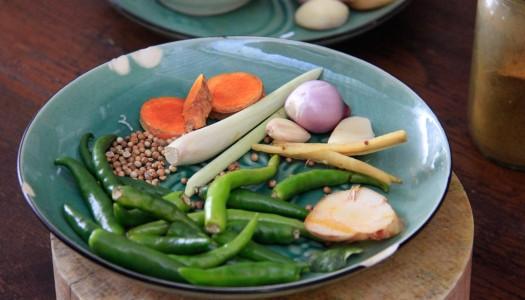 Szkoła gotowania w Chiang Mai