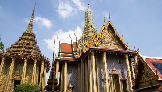 Grand Palace i Świątynia Szmaragdowego Buddy – Bangkok