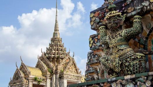 Najważniejsze świątynie w Bangkoku