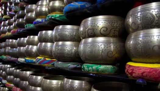 Zakupy w Nepalu