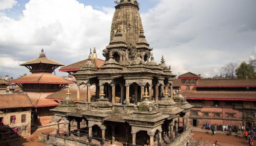 Patan i jego Durbar Square