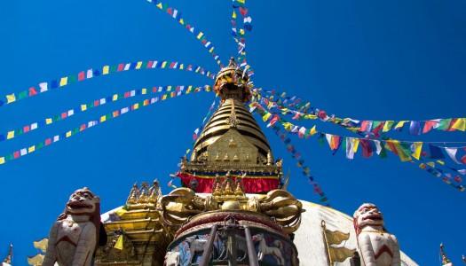 Bodhnath i Swayambhunath – słynne świątynie w Katmandu