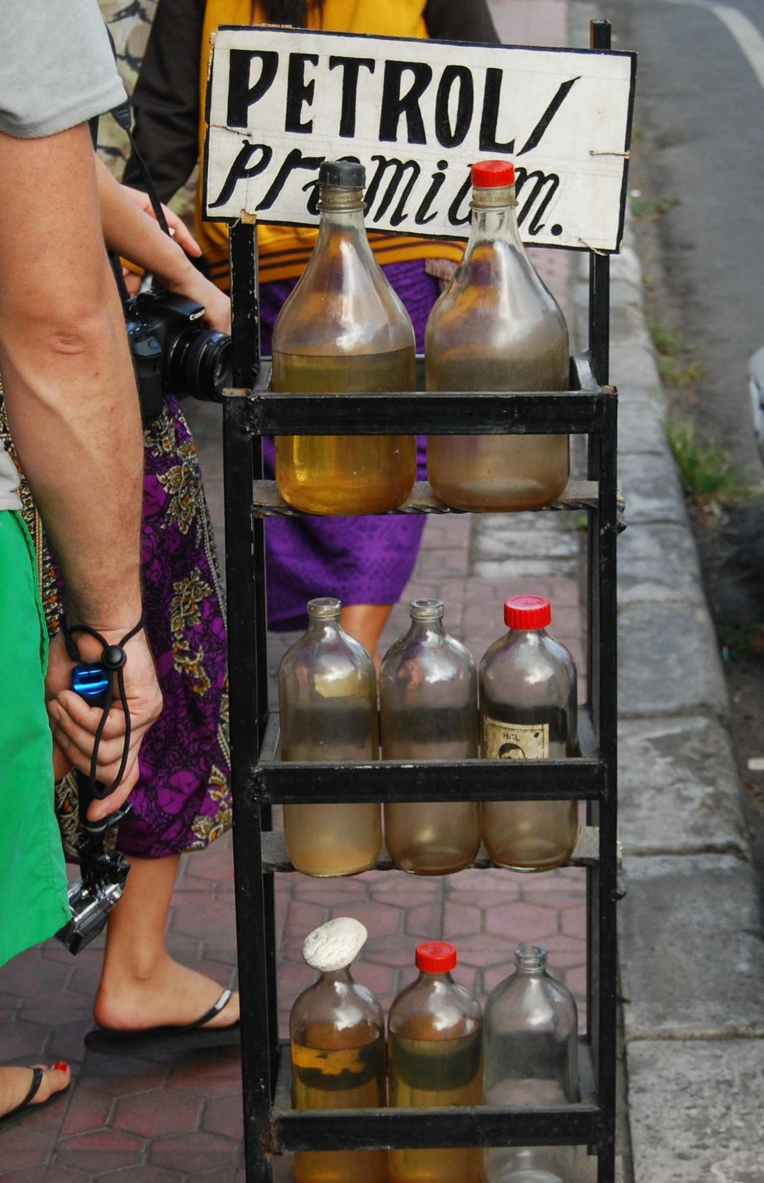 Bali petrol