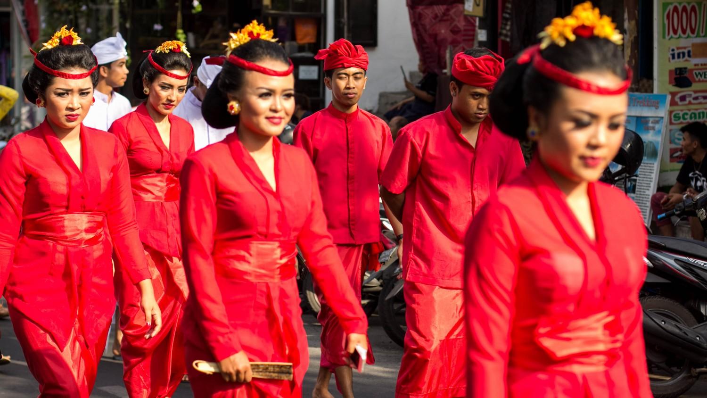 Balinese people Bali (2)