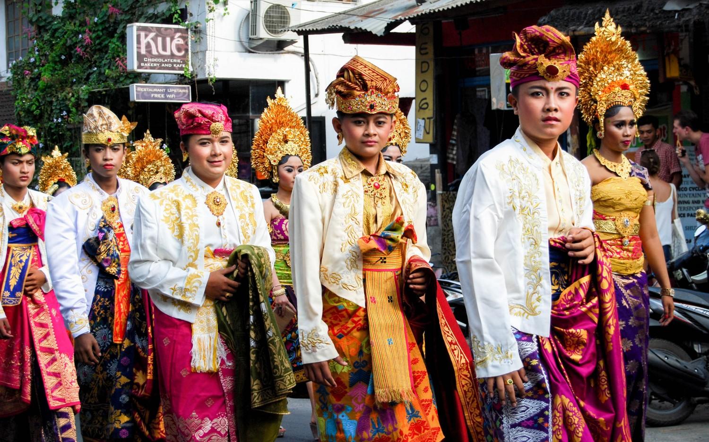 Balinese people Bali (5)