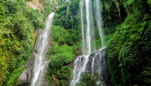Co kryje się w głębi wyspy – Sekumpul Waterfalls i wulkany na Bali