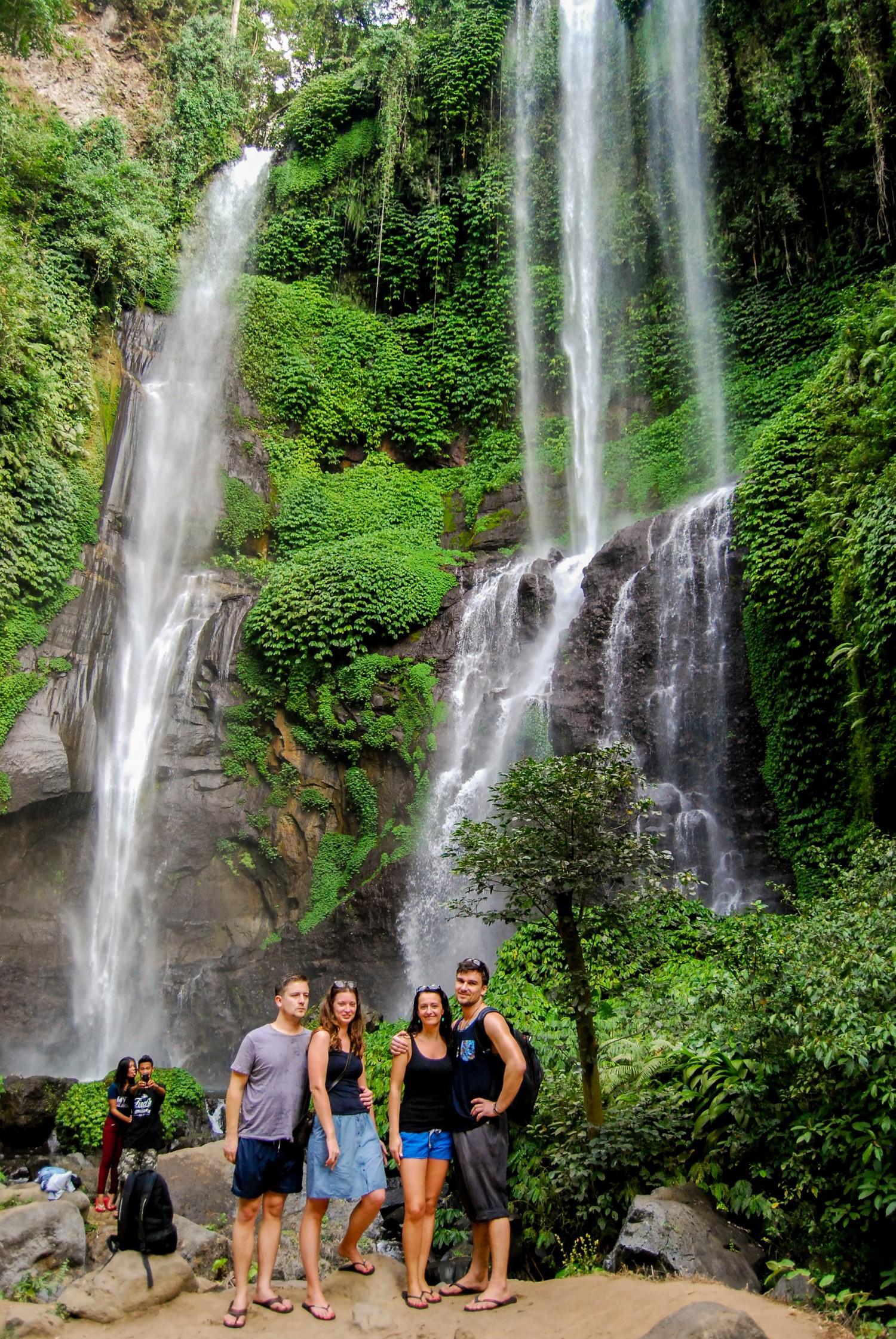 Sekumpul Waterfalls (4)