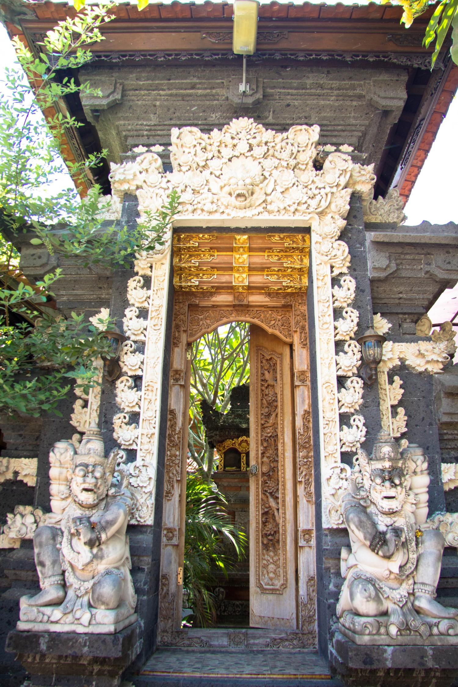 architecture Bali-1