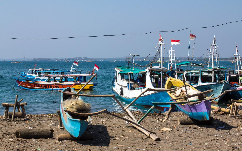 Lombok fish market (1)