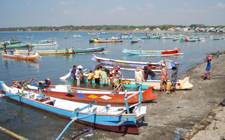 Lombok port harbor (3)