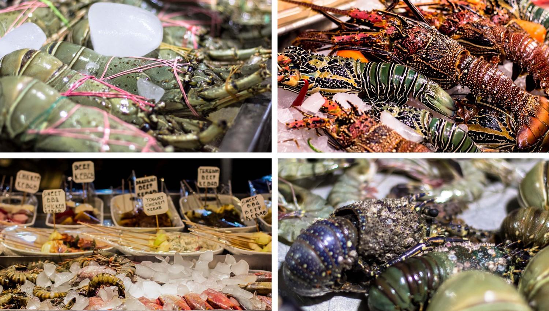 trawangan seafood