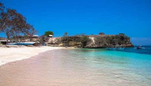 Plaże na Lombok