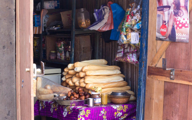 Madagaskar food