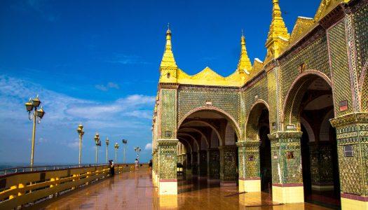 Zwiedzanie Mandalay