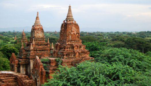 Świątynie Bagan