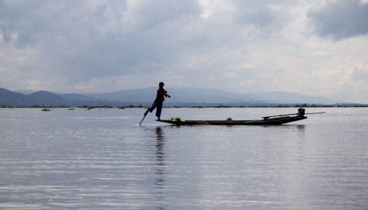 Synowie jeziora, czyli mieszkańcy Inle Lake