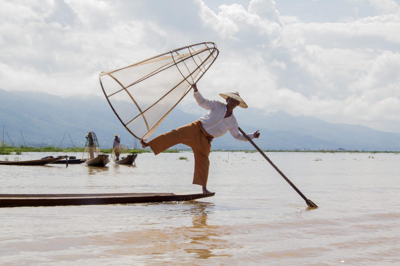 jezioro Inle Birma