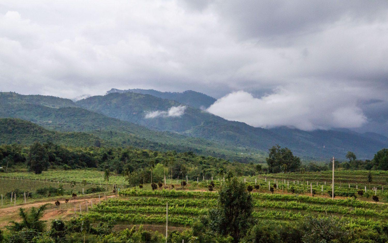 Nyaung Shwe koło Inle Lake