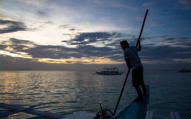 Balicasag Virgin Island Bohol