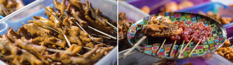 jedzenie Bohol