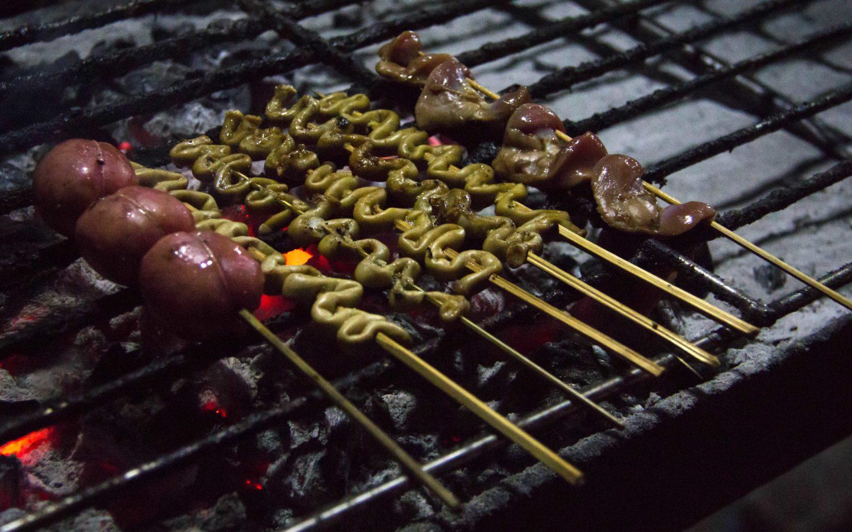 Bohol streetfood