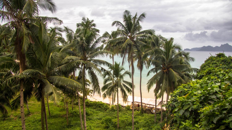 Las Cabanas plaże El Nido