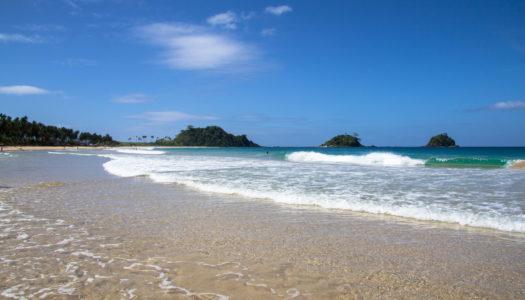 Nacpan i Las Cabanas – plaże El Nido