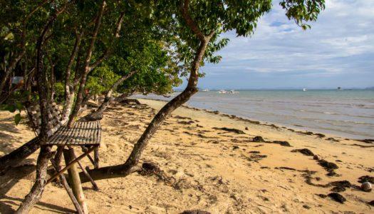 Sibaltan – wschodnie wybrzeże prowincji El Nido