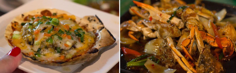 jedzenie w chinatown