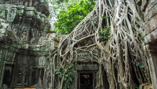 Świątynie wokół Angkor Thom